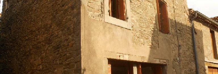 Achat Maison 3 pièces à Trausse