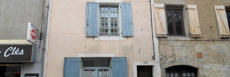 Achat Immeuble  à Lézignan-Corbières
