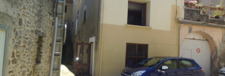 Achat Maison 3 pièces à Homps