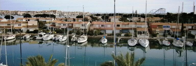Achat Appartement 3 pièces à Agde