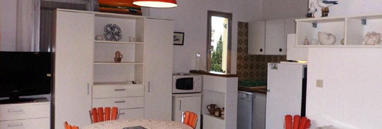 Achat Appartement 2 pièces à Agde