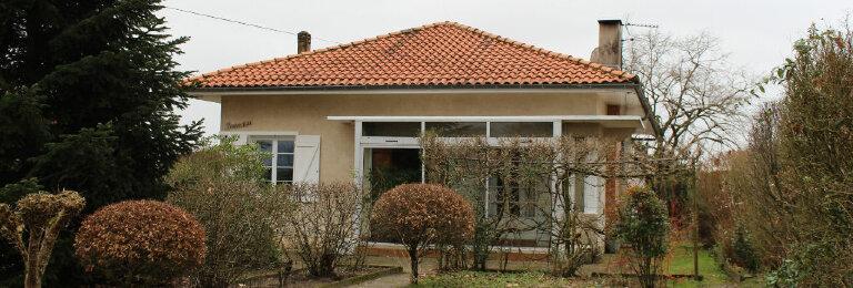 Achat Maison 5 pièces à Bégaar