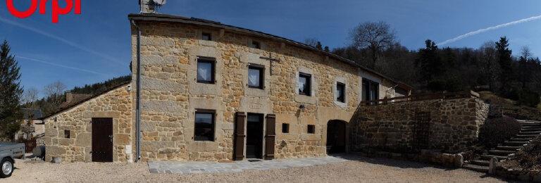 Achat Maison 7 pièces à Saint-Alban-sur-Limagnole