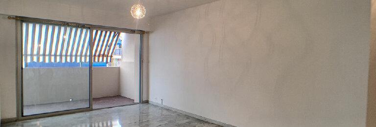 Location Appartement 2 pièces à Antibes