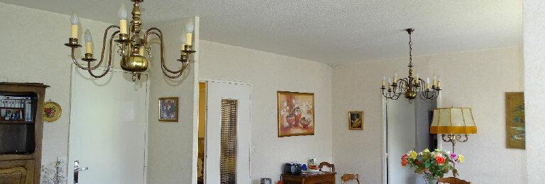 Achat Appartement 4 pièces à Saint-Étienne