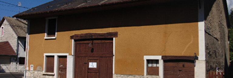 Achat Maison 4 pièces à Hauteville-Lompnes