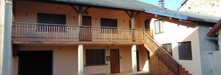 Achat Maison 10 pièces à Cormaranche-en-Bugey