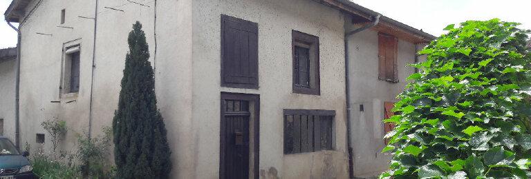 Achat Maison 2 pièces à Chavannes-sur-Suran
