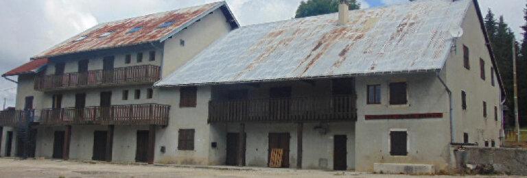 Achat Immeuble  à Le Grand-Abergement