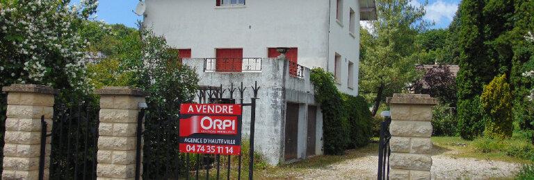 Achat Maison 7 pièces à Hauteville-Lompnes