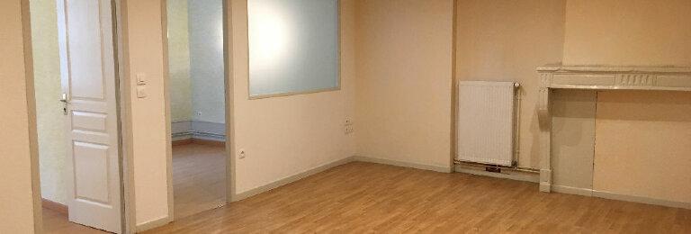 Achat Appartement 3 pièces à Dole