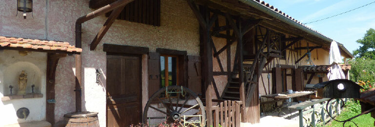 Achat Maison 7 pièces à Saint-Trivier-de-Courtes