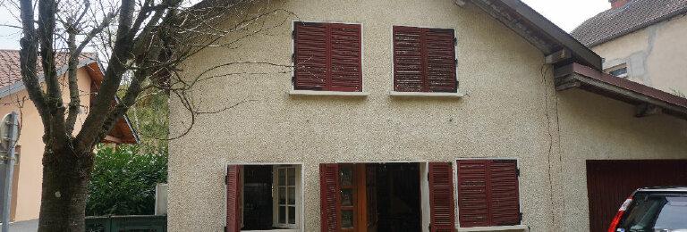 Achat Maison 4 pièces à Saint-Julien-sur-Reyssouze