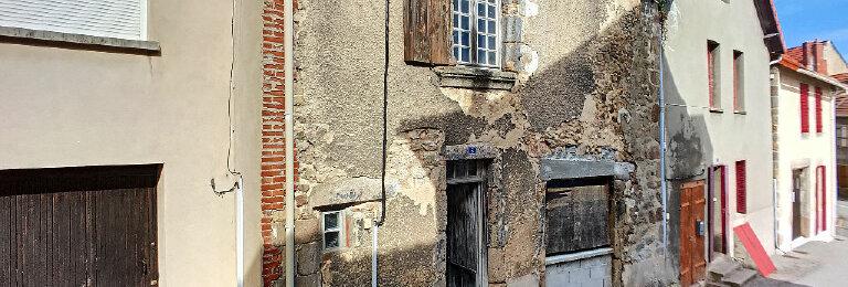 Achat Maison 3 pièces à Montaigut