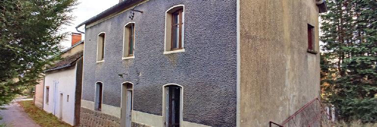 Achat Maison 3 pièces à Charensat