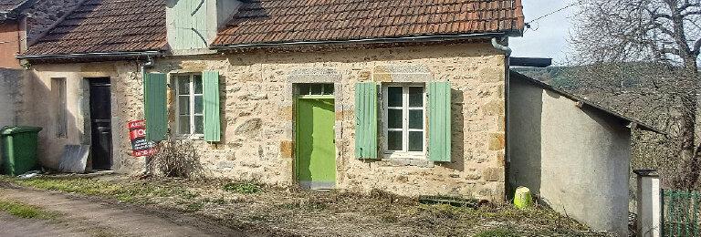 Achat Maison 2 pièces à Saint-Éloy-les-Mines