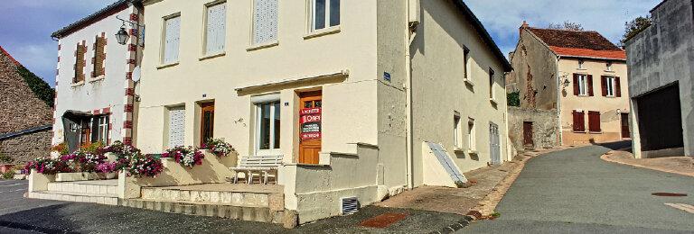 Achat Maison 4 pièces à Montaigut