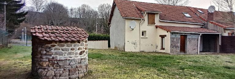 Achat Maison 3 pièces à Saint-Éloy-les-Mines