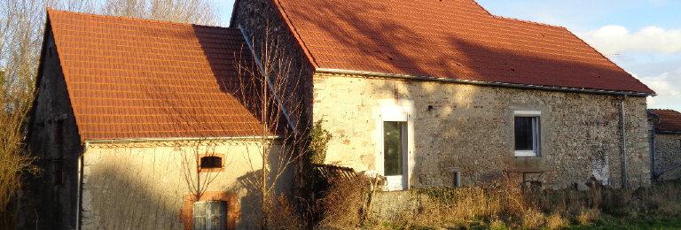 Achat Maison 3 pièces à Bellenaves