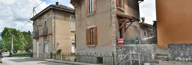 Achat Maison 4 pièces à Saint-Nazaire-en-Royans