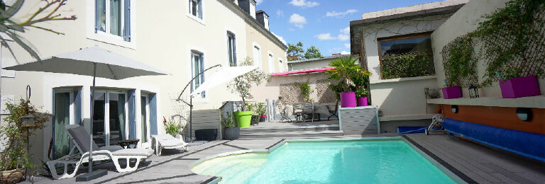 Achat Maison 8 pièces à Montluçon
