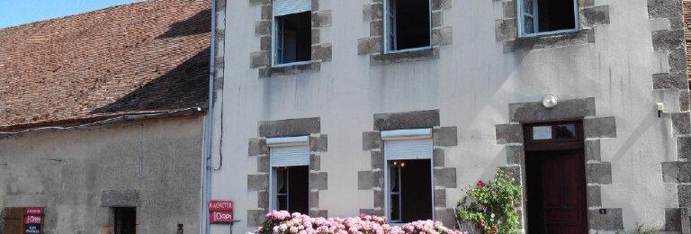 Achat Maison 5 pièces à Voussac