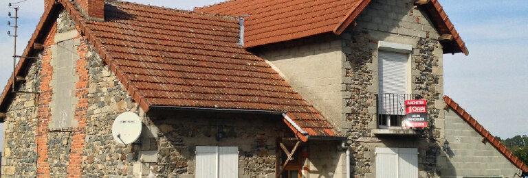 Achat Maison 4 pièces à Lavault-Sainte-Anne