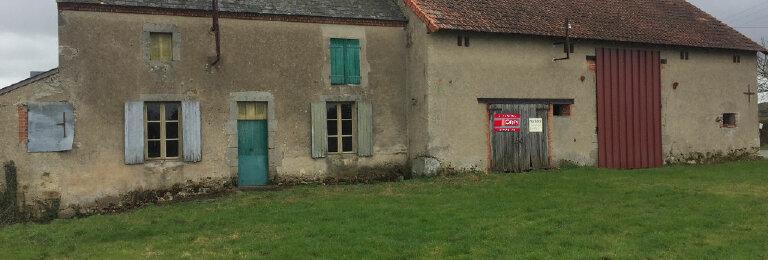 Achat Maison 3 pièces à Sainte-Thérence