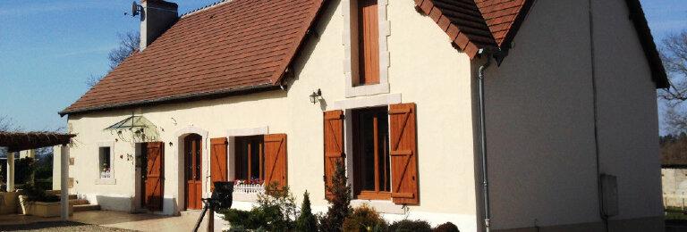 Achat Maison 4 pièces à Vallon-en-Sully