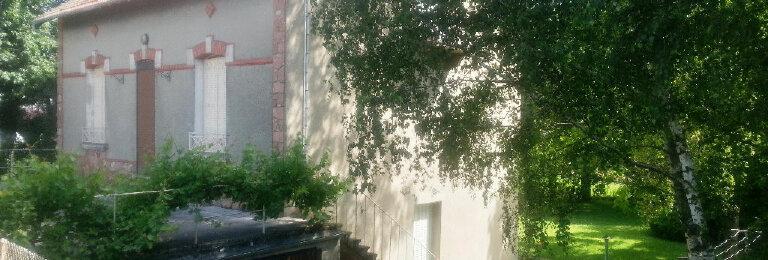 Achat Maison 7 pièces à Villefranche-d'Allier