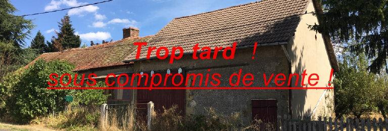 Achat Maison 3 pièces à Tronget