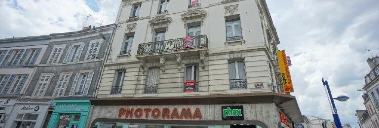 Achat Appartement 2 pièces à Montluçon