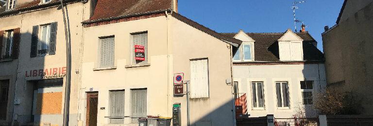 Achat Maison 5 pièces à Montluçon