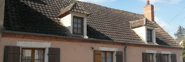 Achat Maison 3 pièces à Vallon-en-Sully