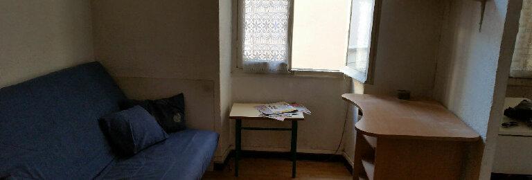 Location Appartement 1 pièce à Nice