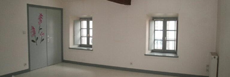 Location Appartement 3 pièces à Saint-Flour