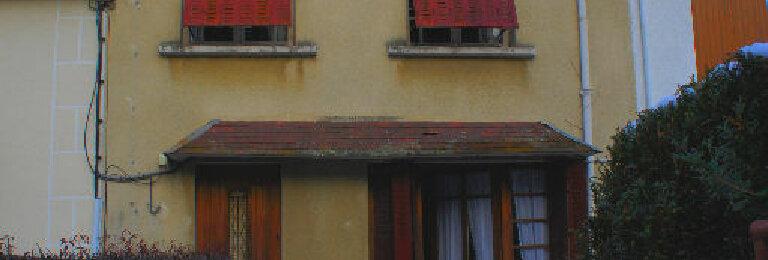 Achat Maison 4 pièces à Ferrières-Saint-Mary