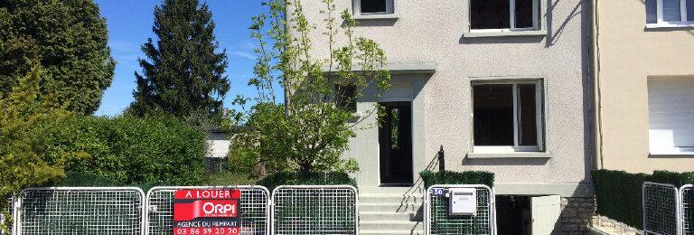 Location Maison 5 pièces à Varennes-Vauzelles