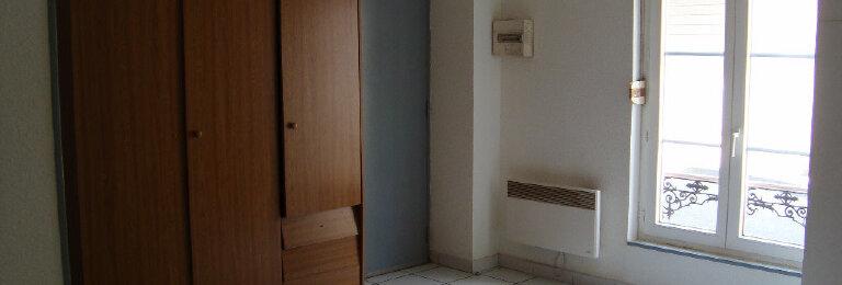 Location Appartement 1 pièce à Nevers