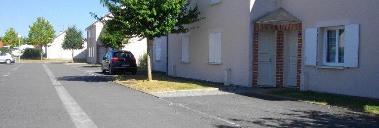 Location Appartement 3 pièces à Saint-Florent-sur-Cher