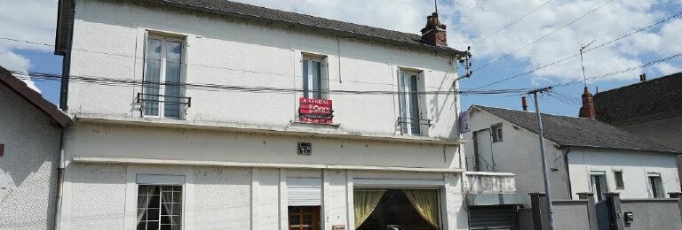 Achat Maison 5 pièces à Nevers