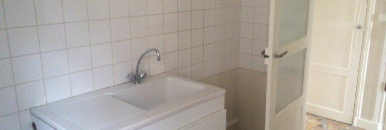 Location Appartement 2 pièces à Nevers