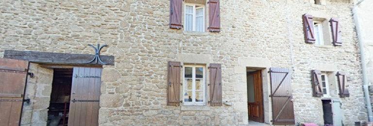 Achat Maison 4 pièces à Bersac-sur-Rivalier
