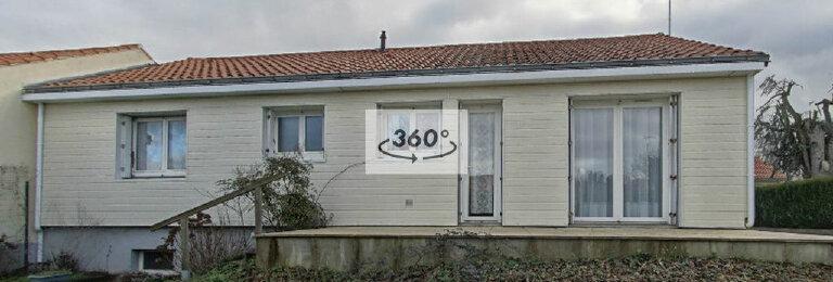 Achat Maison 4 pièces à Cholet