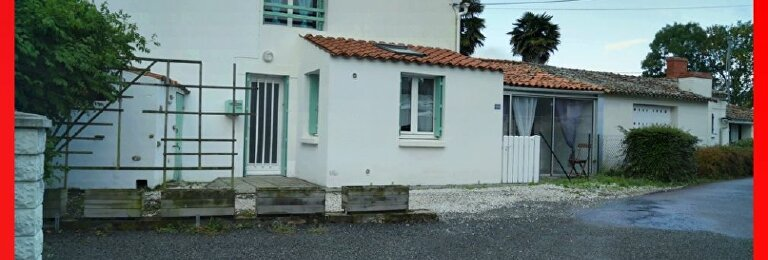 Achat Maison 4 pièces à Longeville-sur-Mer