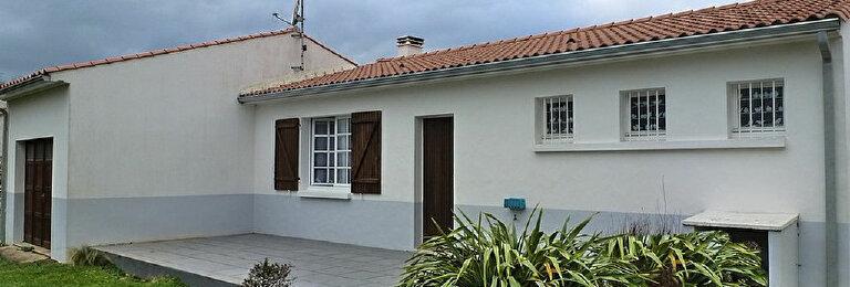 Achat Maison 3 pièces à Saint-Vincent-sur-Jard