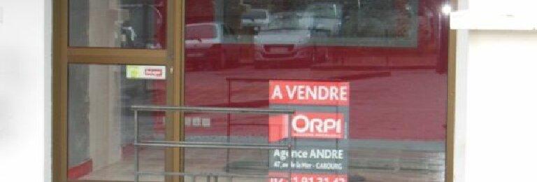 Achat Local commercial  à Dives-sur-Mer