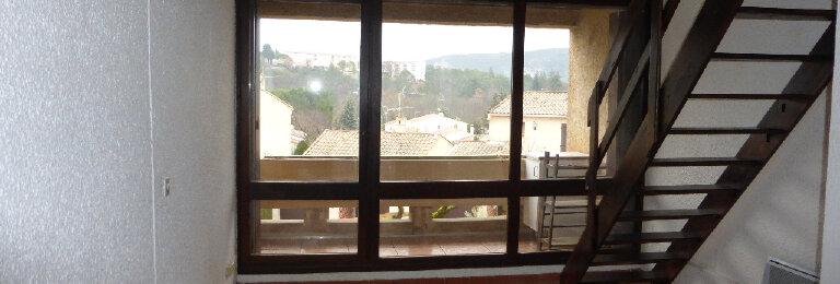 Location Appartement 1 pièce à Gréoux-les-Bains