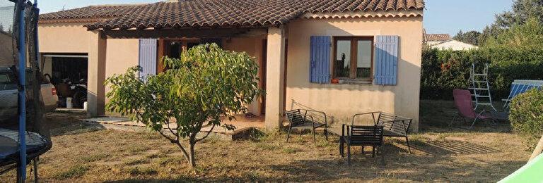 Achat Maison 4 pièces à Vinon-sur-Verdon