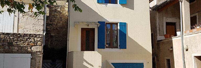 Location Maison 3 pièces à Saint-Paulet-de-Caisson